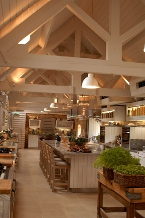 Daylesford Organic Cookery School
