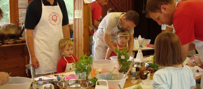 OrganicCookerySchool