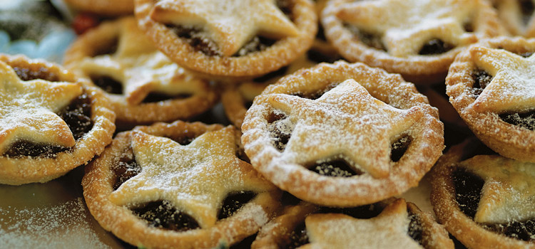 Reinventing the mince pie - Looking to CookThe UK & Ireland's best ...