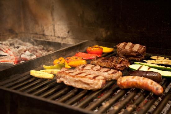 Grill thrills at argentine meat masterclass looking to cookthe uk ireland 39 s best cookery - Charcoal grill restaurant ...