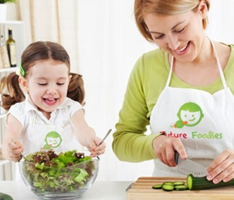 Future Foodies Parent Child 1 Looking To Cookthe Uk Amp Ireland S Best Cookery
