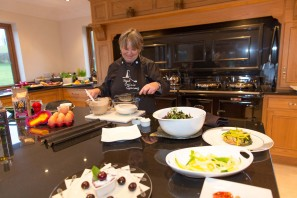 Welsh cookery school of artisan food looking to cookthe for Artisan cuisine of india