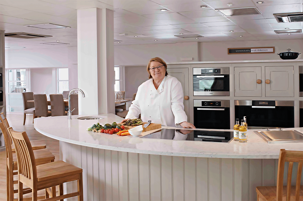 Rosemary Shrager Cookery School Looking To Cookthe Uk