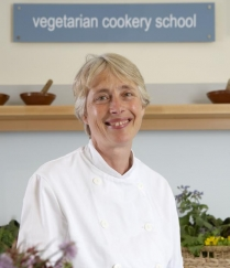 Rachel Demuth opened her cookery school in Bath in 2001