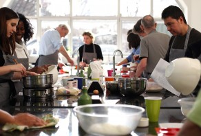 Central Street Cookery School runs inspired courses