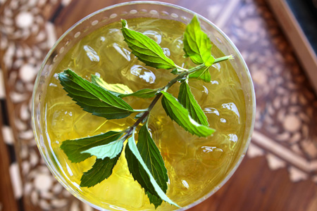 Like mint, lemon verbena grows freely in the garden and is great for making herbal teas or adding to home-made cordials