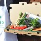 A cleverly designed Thud vegetable box