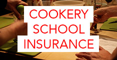 Cookery school insurance John Morgan Partnership Ltd